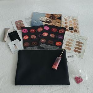 Designer Makeup Bundle + New Cosmetic Bag